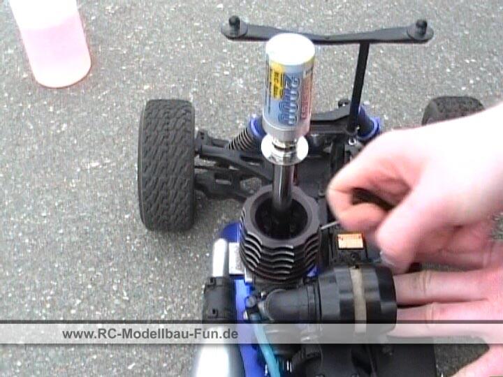 Modellbau Verbrenner Starten ~ Rc verbrenner starten mit video und anleitung