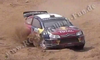 Ferngesteuertes Rally Verbrenner Auto Kyosho DRX Citroen C4 WRC