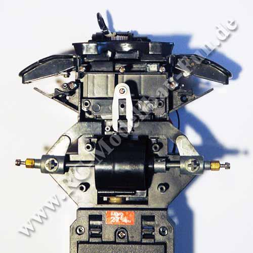 RC Unimog Dickie U300 Lenkung