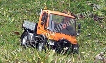 RC Unimog Dickie U300 Umbau
